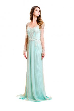 Vestido Ágata Tiffany