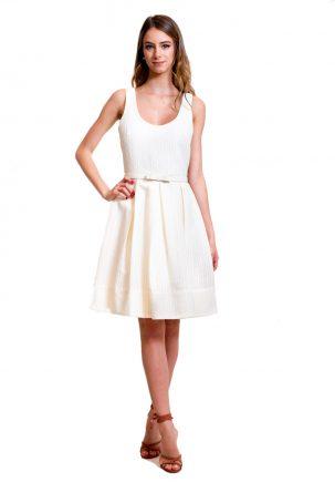 Vestido White Pearl