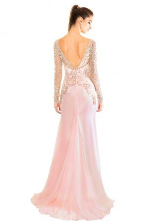 Vestido Princese Rosa