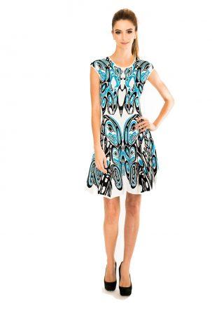 Vestido Falda