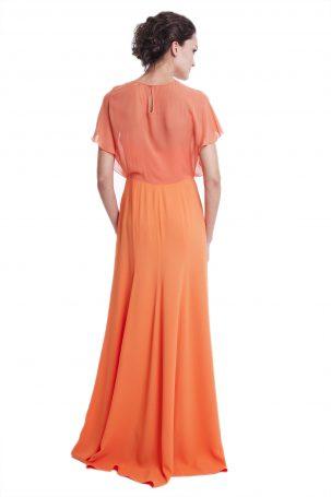 Vestido Ferri Laranja