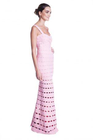 Vestido Nath Rosa