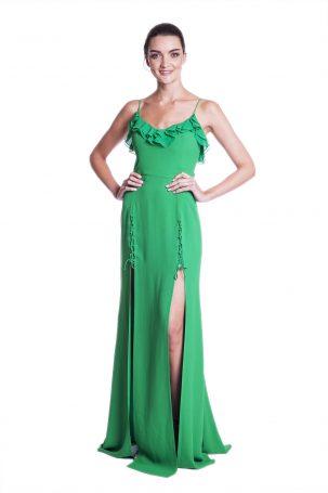 Vestido Lolla Verde