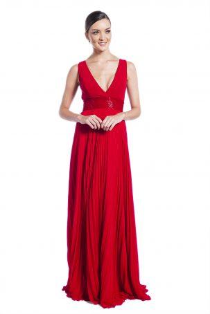 Vestido Madonna Vermelho