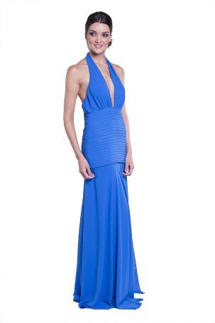 Vestido Marina Azul
