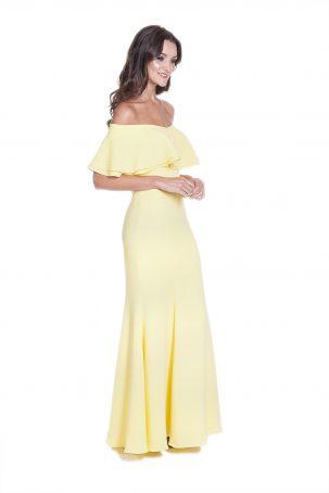Vestido Scarlet Amarelo