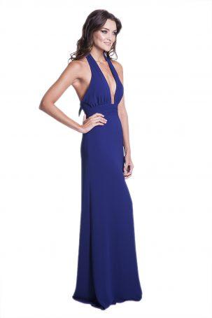 Vestido Alegra Azul