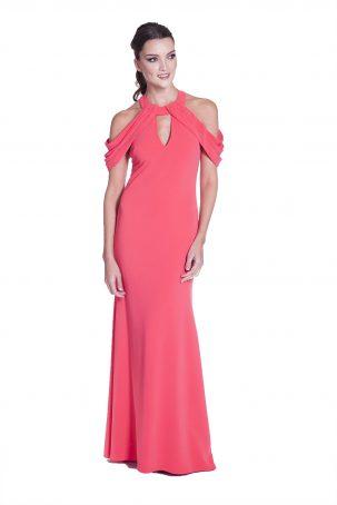 Vestido Riviera Coral