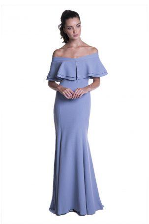 Vestido Scarlet Azul