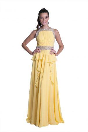 Vestido Ale Amarelo