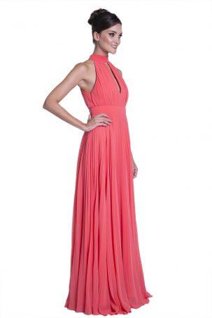Vestido Sollito Coral