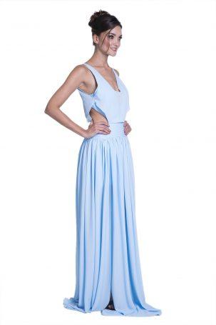 Vestido Tatini Azul