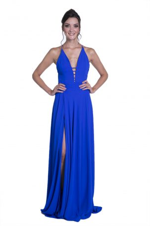 Vestido Mayer Royal