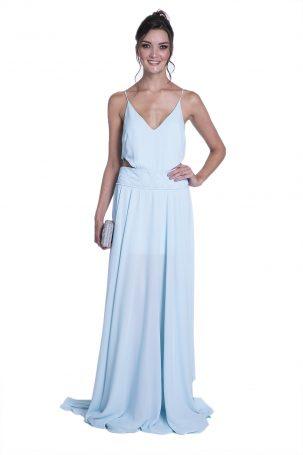 Vestido Lala Azul