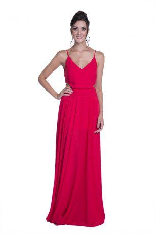 Vestido Lala Vermelho
