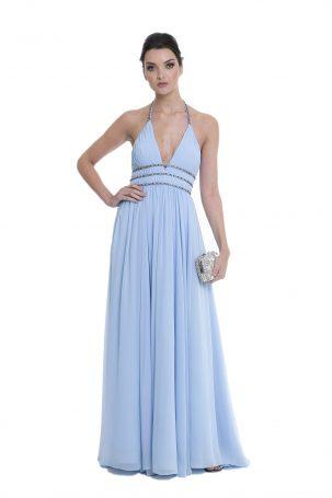Vestido Marci Azul
