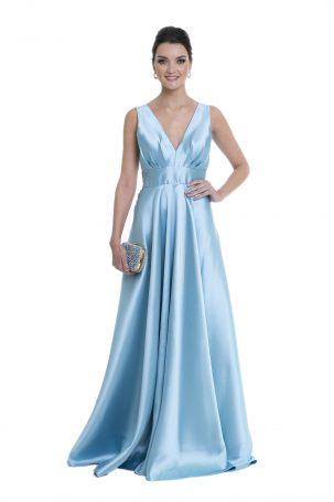 Vestido Marcela Azul