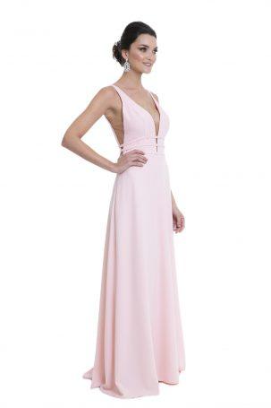 Vestido Dyane Rosa