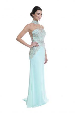 Vestido Colorado Tiffany