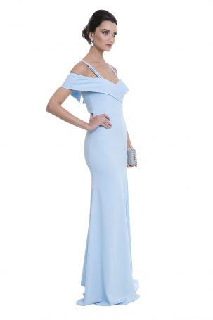 Vestido Villar Azul
