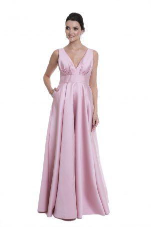 Vestido Marcela Rosa