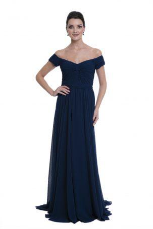 Vestido Veneza Azul