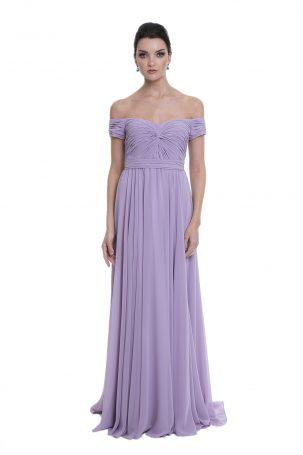 Vestido Veneza Lavanda
