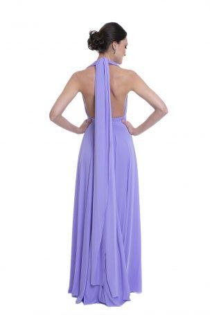 Vestido Infinity Lavanda