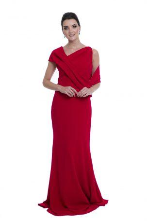 Vestido Tranchesi Vermelho