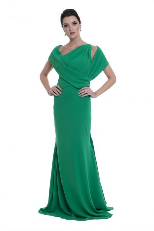 Vestido Tranchesi Verde