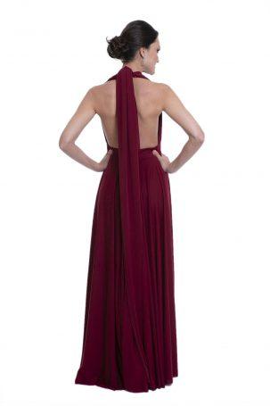 Vestido Infinity Marsala