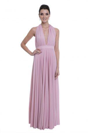 Vestido Infinity Rosa