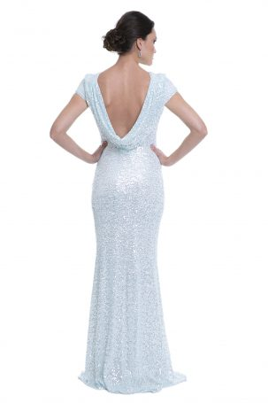 Vestido Leila Light Blue