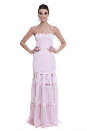 Vestido Tame Rosa