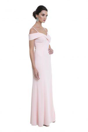 Vestido Palma Rosa