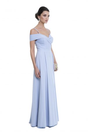 Vestido Mili Azul