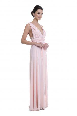 Vestido Bibi Rosa
