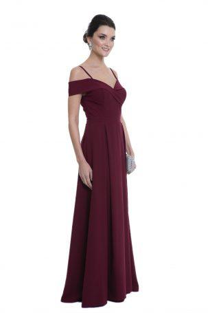 Vestido Mili Marsala