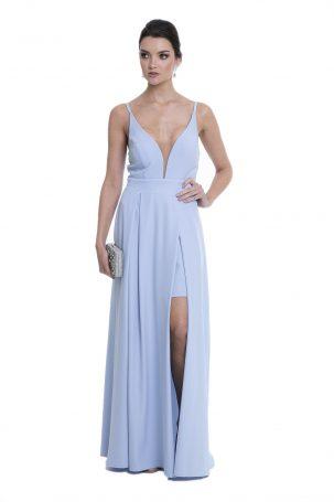 Vestido Daib Azul