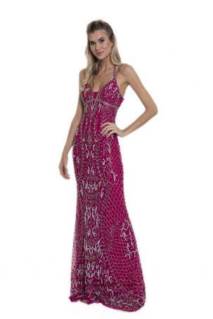 Vestido Pilar Pink
