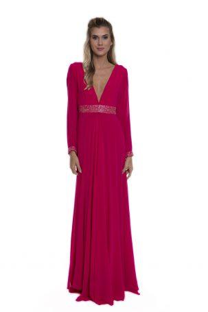 Vestido Carol Pink