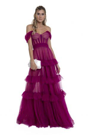 Vestido Kamara Pink