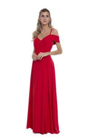 Vestido Mili Vermelho