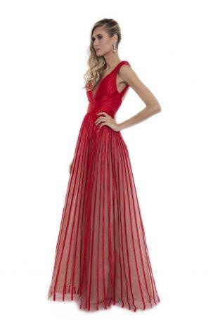 Vestido Liz Vermelho