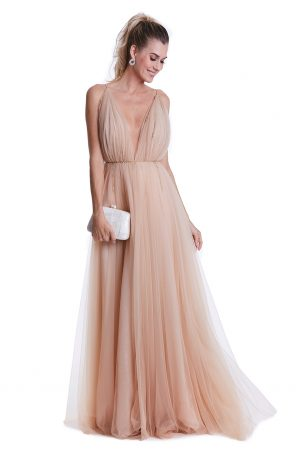 Vestido Atena Nude