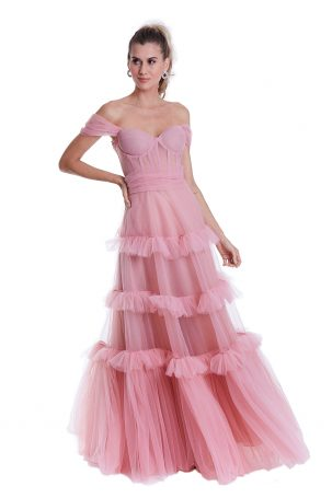 Vestido Kamara Rose