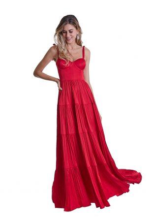 Vestido Marie Vermelho