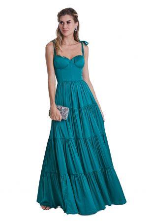Vestido Marie Verde