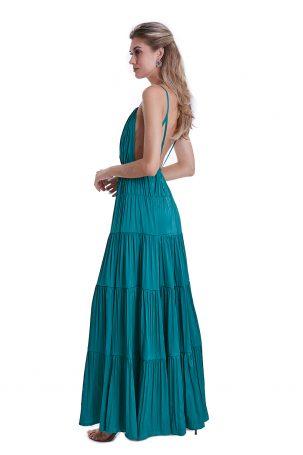 Vestido Kala Verde