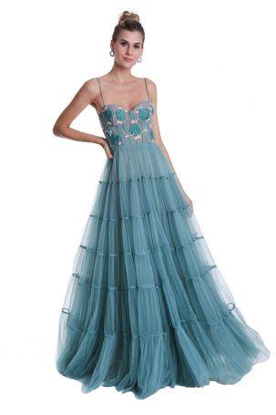 Vestido Maia Verde